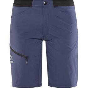 Haglöfs L.I.M Fuse Pantalones cortos Mujer, tarn blue